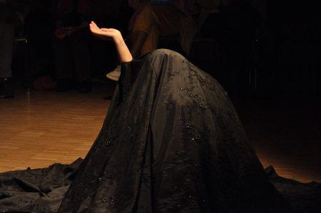 Despinas Einlaung Photo: Tadashi Abe