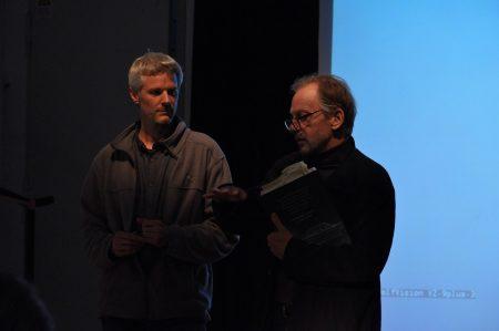 Oliver Sachs und Hans Kremer Photo: Tadashi Abe