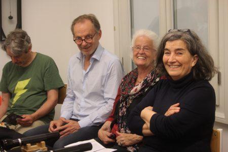 Kollektiv - Andreas Köpnick, Hans Kremer, Jovita Dermota, Gisela Oberbeck Photo: Antje Bultmann