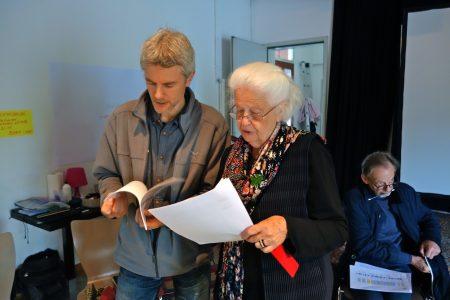 Oliver Sachs und Jovita Dermota Photo: Sylvie Banuls